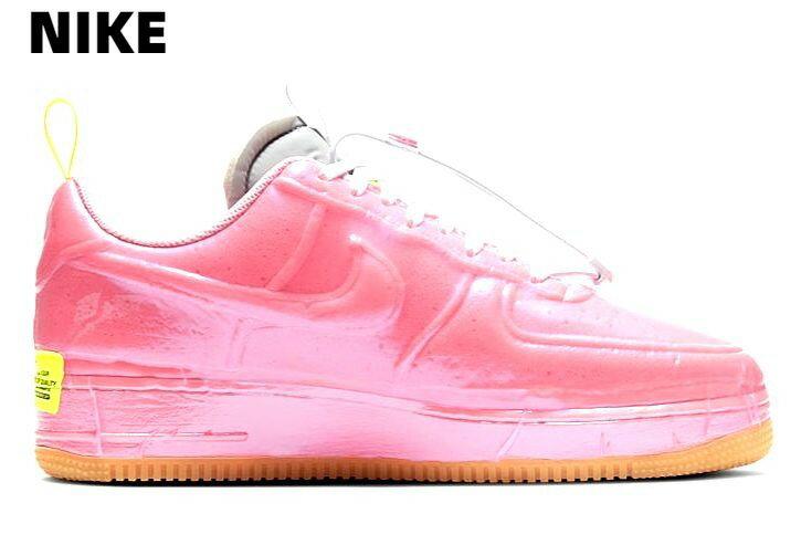 レディース靴, スニーカー 6.5(24.5cm) NIKE AIR FNIKE AIR FORCE 1 EXPERIMENTAL CV1754-600 RACER PINKARCTIC PUNCH-SAIL ROSE COUREURARCTIC PUNCH 1