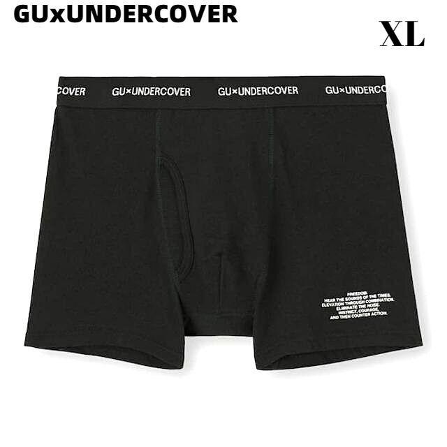インナー・下着, ボクサーパンツ XL BLACKGUxUNDERCOVER UNDERCOVER EC x