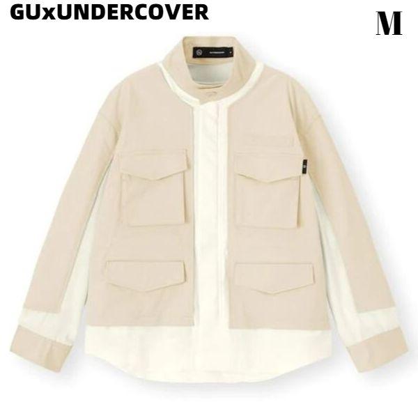 レディースファッション, コート・ジャケット  M BEIGEGUxUNDERCOVER UNDERCOVER X x