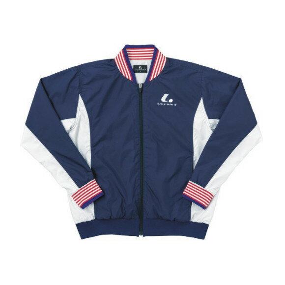 ルーセント Ladies ウィンドウォーマーシャツ レディース XLW-6306 ネイビー