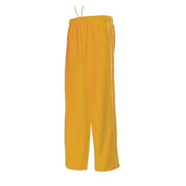 ウンドウ wundou パイピングトレーニングパンツ P2050-55 ゴールドオレンジ