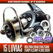 ヘッジホッグスタジオ ルビアス フルベアリングチューニングキット ベアリング
