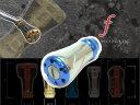 【リブレ/LIVRE】 f(フォルテ) チタニウムハンドルノブ 【シルバー/ブルー】 【1個入り】 HKAL その1