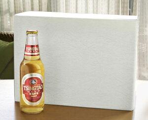 ●チンタオビール [青島啤酒] プレミアム 10本 [化粧箱入]  送料無料  【楽ギフ_包装】 [お中元、内祝に最適]