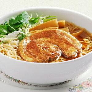 ■チャーシュー麺 M7 [3パックセット] 横浜中華街 聘珍樓 [へいちんろう] 【楽ギフ_のし宛...