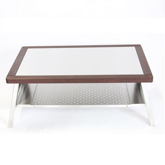 笑's テーブル 焚き火調理台450re