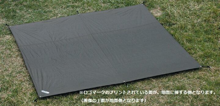 CAMPAL JAPAN/キャンパルジャパン  PVCマルチシート TRES(トレス)用