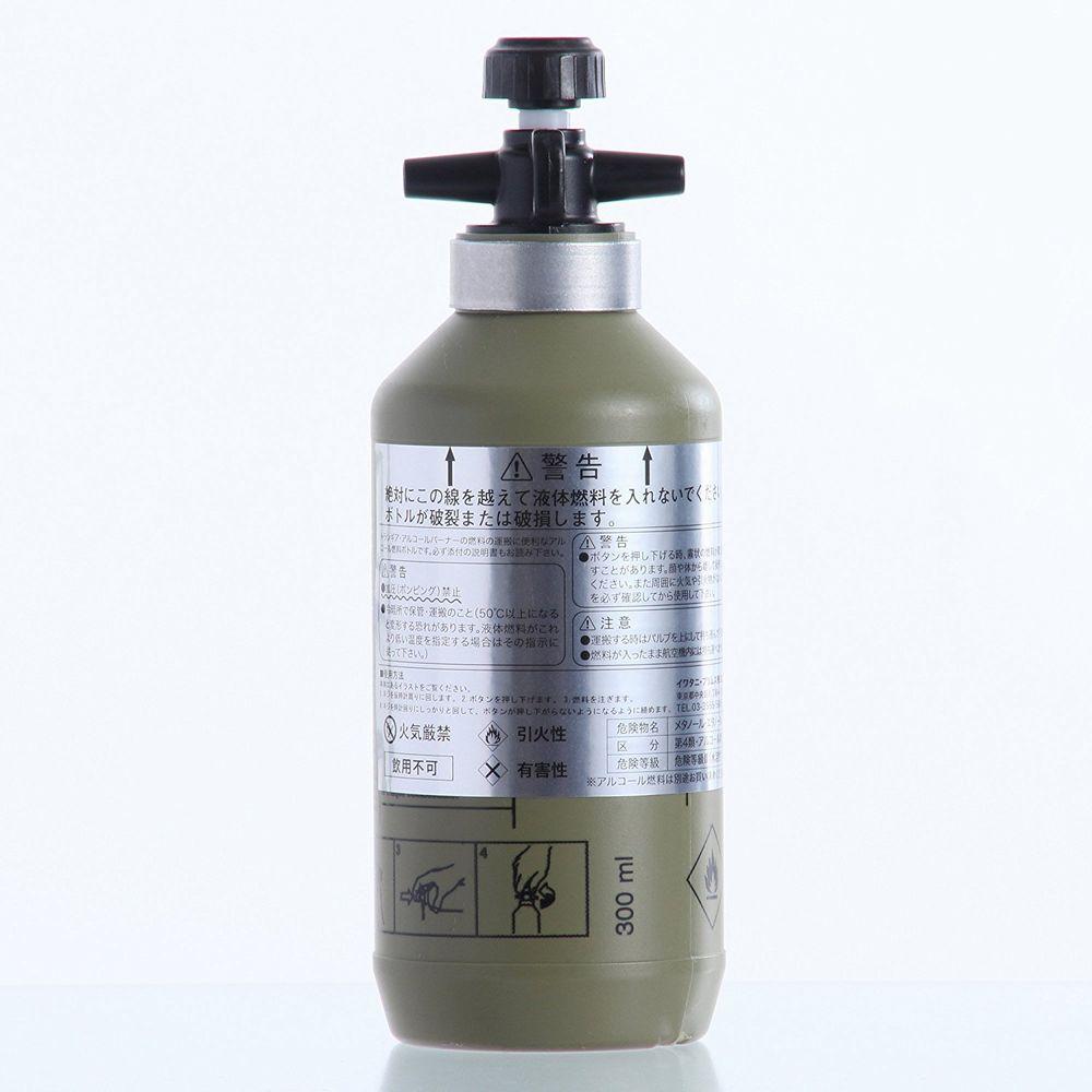 trangia/トランギア フューエルボトル0.3L オリーブ TR-506103