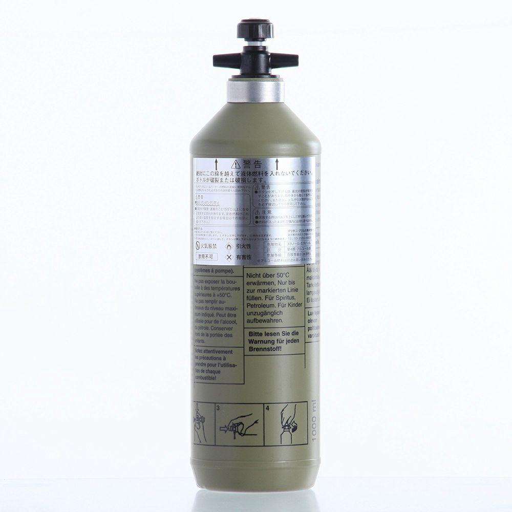 trangia/トランギア フューエルボトル1.0L オリーブ TR-506110