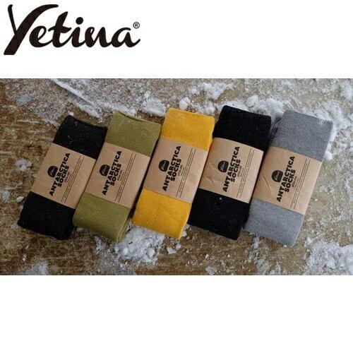 イエティナ Yetina Antarctica Socks
