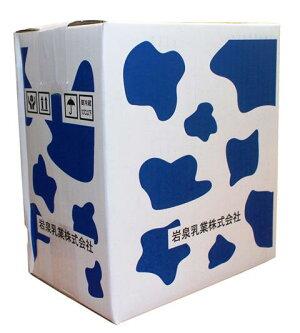 【ヨーグルト】『2kg×2袋セット(加糖)岩泉ヨーグルト』