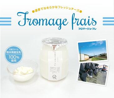 熊本県産生乳100%使用!!国産チーズ フロマージュ・フレ 450g