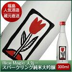 RiceMagic人気一スパークリング純米大吟醸