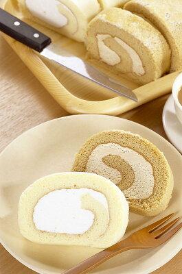 ふわふわ豆乳ロールケーキ