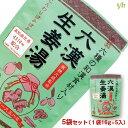 (55)【送料込】六漢生姜湯(16g×5P)×5袋セット 話題の蒸し生姜と有機大根・五種の和漢食材をブレンド!