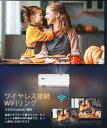 【公式】VANKYO プロジェクター 小型 HD 5,800ルーメン Leisure 470 スマホにwifi接続 ホームシアター スマホ 1920×1080最大解像度 TV Stick/HDMI/X-Box/Laptop/iPhone/ゲーム機に接続可 送料無料 三年保証 3