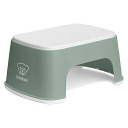 トイレ用品 BabyBjorn Step Stool (ベビービョルン ベビーステップ) ディープグリーン/ホワイト