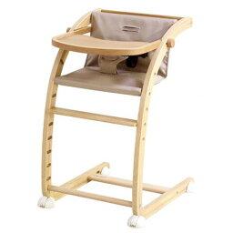 ベビーチェア farska (ファルスカ) Scroll Chair Plus (スクロールチェアプラス) ベージュ