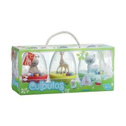 【あす楽対応】輸入玩具 Vulli (ヴュリ) Sophie la girafe キリンのソフィー おきあがりソフィー