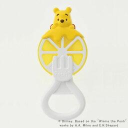 キャラクター玩具 タカラトミー (TAKARA TOMY) Dear Little Hands レモンマラカス くまのプーさん