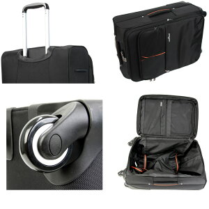 レジェンドウォーカー(LegendWalker)スーツケース・ソフトスーツケース・ソフトキャリーケース・ビジネスキャリーバッグ人気ブランドソフトケース/ソフトタイプ4031-71Lサイズ(88L)/ティーアンドエス/大型/ソフト/T&S/超軽量