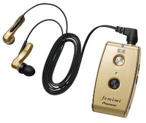 パイオニア集音器(増幅器)フェミミfemimiVMR-M800【デジタルタイプ】ゴールド