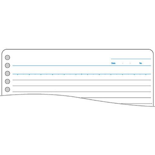 【メール便対応/3冊まで】コクヨ キャンパス ルーズリーフ(さらさら書ける) ノ-816AN A罫7mm A4 50枚