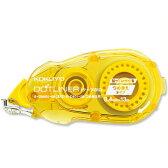 【メール便対応】コクヨ テープのり ドットライナー(つめ替え用テープ)タ-D401N-08 【貼ってはがせるタイプ】