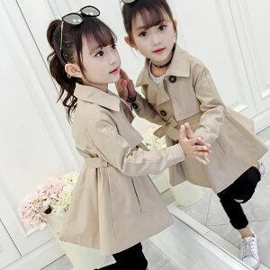 小学生 女の子 コート スプリングコート ピーコート おしゃれ チェスターコート 韓国 ファッション 4081