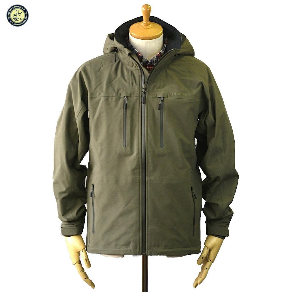 メンズファッション, コート・ジャケット FILSON 20052628 NEOSHELL RELIANCE JACKET 2020