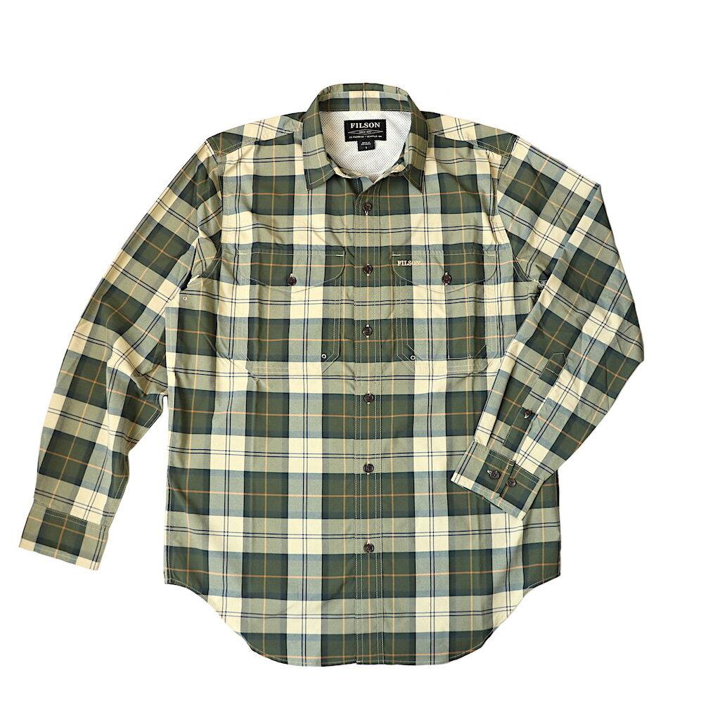 トップス, カジュアルシャツ FILSON 20095429 TWIN LAKES SPORT SHIRT