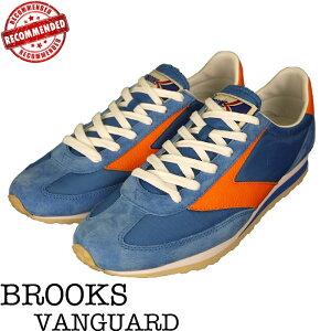 BROOKS レトロランニングシューズの代表作 VanguardBROOKS【ブルックス】Vanguard Royal Blue/...
