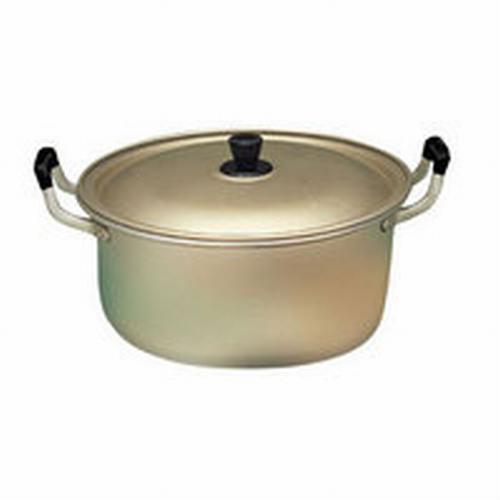 アカオ しゅう酸 実用鍋26cm 02P03Sep16
