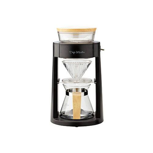 アピックス ドリップマイスター コーヒーメーカー ブラック ADM-200 BK
