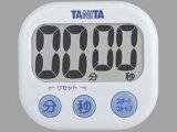 タニタ でか見えタイマー ホワイト TD-384 02P03Sep16