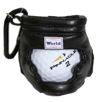 Boxing Headgear Golf Ball Holder (Pouch, Holds Up To 1 Ball)