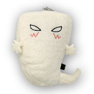 GeGeGe no kitaro ITTAN MOMEN (a bolt of cotton) Golf Ball Holder (Pouch, Holds Up To 2 Balls)