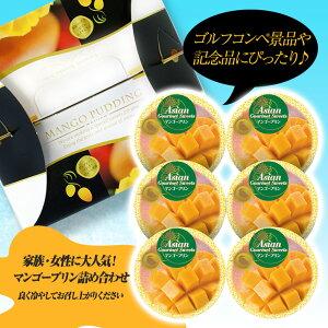 マンゴープリン6個入り手提げBOX金沢兼六製菓2