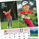 2021 スポニチ ゴルフカレンダー[女子プロ 黄金世代 プ