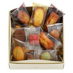 アンリ・シャルパンティエ人気の焼き菓子をあれこれ詰め合わせたワンボックス。【アンリ・シャ...
