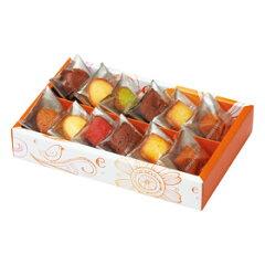 【期間限定】かわいらしいひと口サイズが人気の焼き菓子。フランスならではの素材をいかした、...