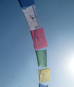 【送料無料】チベットの寺院にたなびく祈りの旗6/27の「いきなり!黄金伝説。」でローラがキャ...