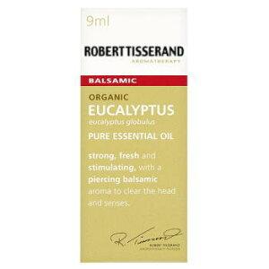 ROBERTTISSERAND <ORGANIC 精油> クリアでしみとおるユーカリ特有の香りロバートティスランド...
