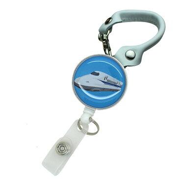 定形外郵便限定 送料無料乗り物 リール付き ショートストラップ バックストラップ パスケースや鍵用に