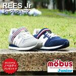 【送料無料&ノベルティ】REEDJunior(レースジュニア)ブランド:mobus(モーブス)スニーカー