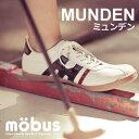 【35%OFF SALE】Munden(ミュンデン)ブランド:mobus(モーブス)スニーカー
