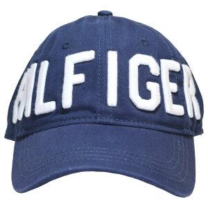 1a39279d 【並行輸入品】トミーヒルフィガー メンズ キャップ Tommy Hilfiger CAP (ネイビー) 【 野球帽 帽子 】
