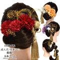 髪飾り選べる髪飾り8本セット/メイン画像