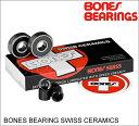 BONES BEARING ボーンズ ベアリング SWISS CERAMICS スイス セラミック SKATEBOARD スケートボード スケボー [セール除外品]