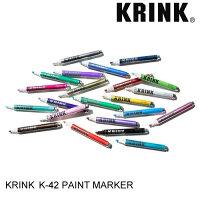 KRINKクリンクK-42PAINTMARKERペイントマーカースケート・メンズ・グラフィック[セール除外品]